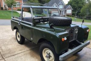 1966 Land Rover Series IIA Photo