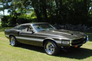 1969 Shelby GT 350 Fastback Photo