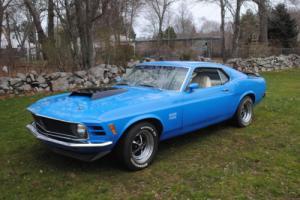 1970 Shelby Boss 429