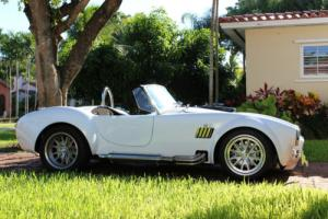 1965 Shelby Backdraft Shelby Cobra