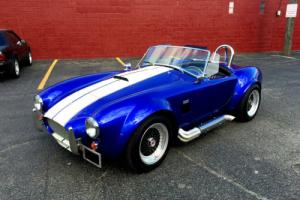 1966 Shelby A/C  COBRA TRIBUTE SHELBY AMERICA