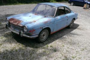 1963 Other Makes Simca 1000  Bertone Coupe Photo