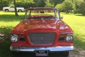 1959 2 door hardtop