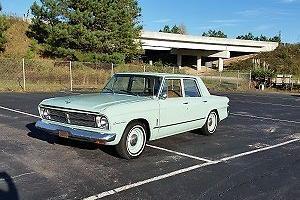 1966 Studebaker
