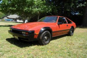 1982 Toyota Supra Performance Model