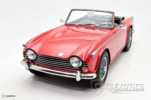 1968 Triumph TR5 PI Photo