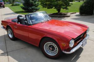 1971 Triumph TR-6