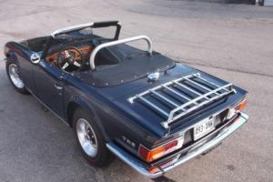 1976 Triumph TR-6 Photo