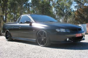 Holden Commodore VU SS UTE 6 Speed Supercharged LS1 Dragcar Racecar Drift in QLD