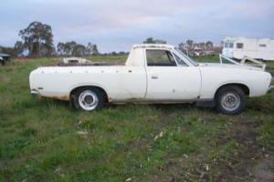 Valiant UTE Project in VIC