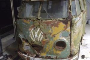 VW Kombi Split Screen Microbus 1965 in SA