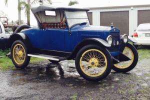 1919 Essex Model A Roadster