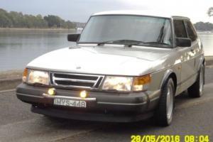 1993 Saab 900i 16V 2 1 3 Door Combi Coupe 120500km Original Condition in NSW