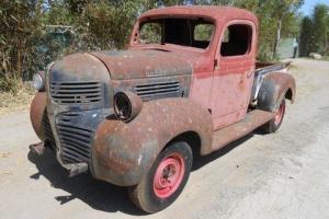 1947 Dodge side pickup US Import classic pickup