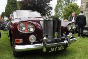 1964 ROLLS-ROYCE SILVER CLOUD 3 CHINESE EYE COUPE NOT BENTLEY JAGUAR ASTON