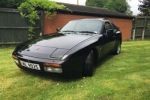 Porsche 944 Turbo 1986 220hp not S2 NA 16v classic