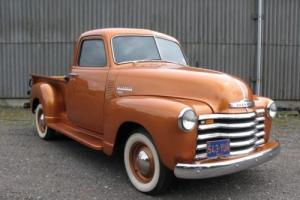 Chevrolet Advance Series Pick Up Truck 1950
