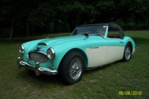 1962 Austin Healey 3000 Tri-Carb Photo