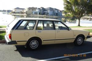 Nissan Datsun Bluebird 1983 Wagon 5 Speed Manual in VIC