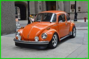 1973 Volkswagen Beatle
