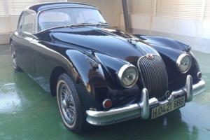 JAGUAR XK 150 COUPE 1958