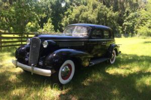 1937 Cadillac Sixty Special