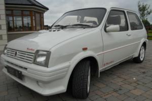 MG Metro Turbo 1986