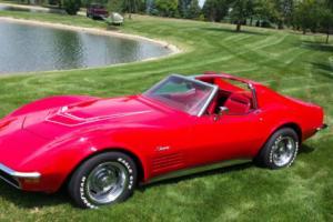 1972 Chevrolet Corvette 4 Speed