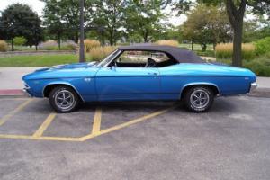 1969 Chevrolet Chevelle 396 375 stick