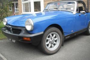 1975 MG MIDGET 1500 Photo