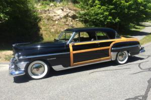1950 Chrysler Town & Country Photo