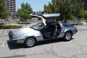 1983 DeLorean DMC-12 Photo