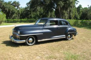 1947 DeSoto Deluxe Club Coupe Deluxe Club Coupe