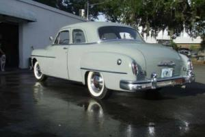 1950 DeSoto Delux Coupe Deluxe Coupe Photo