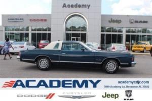 1977 Dodge Charger SE