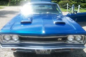 1969 Dodge Coronet super bee clone