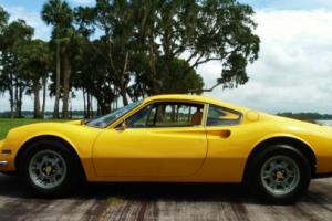 1972 Ferrari Dino 246GT 246GT