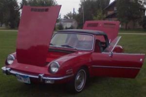 1970 Fiat Other Spider