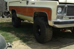 1976 GMC Jimmy