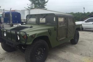 1985 Hummer H1 H1