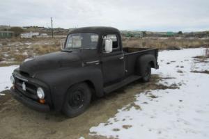 1953 International Harvester R110