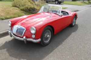 1960 MG MGA MGA Photo