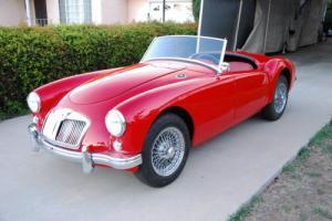 1959 MG MGA MGA RD
