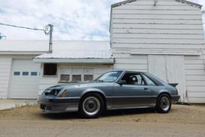 1985 Ford Mustang Saleen