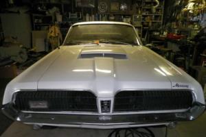 1967 Mercury Cougar unknown