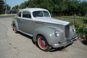 1941 Packard 110 business coup