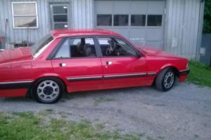 1989 Peugeot Other STX V6