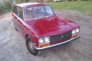 1971 Peugeot 304  wagon