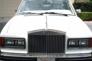 1988 Rolls-Royce Silver Spirit/Spur/Dawn Photo