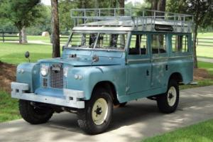 1967 Land Rover Other Series IIa 109'